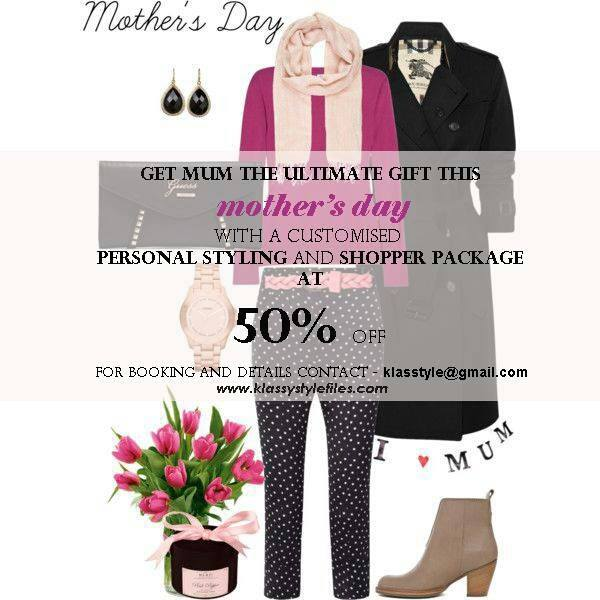 Ad promotion Mothers Day 2014