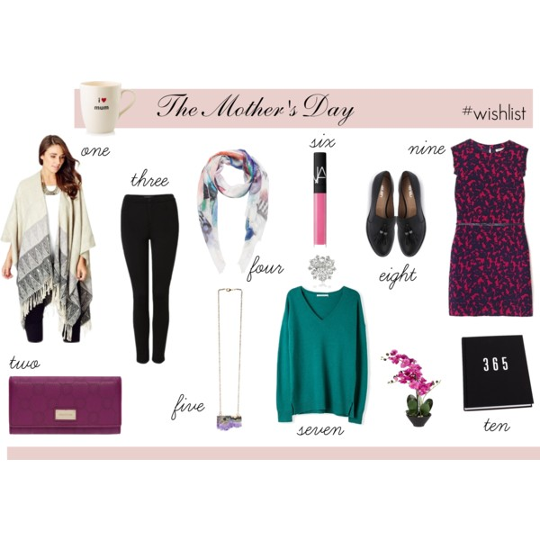 mother's day wishlist