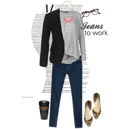 jeans to work 1