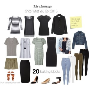ultimate summer capsule wardrobe