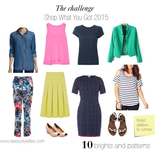 ultimate summer capsule wardrobe_