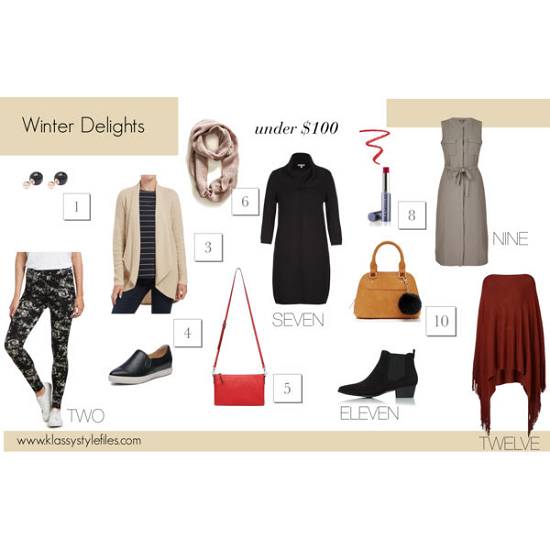 Winter capsule wardrobe sale special